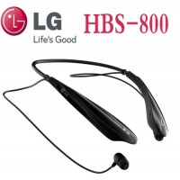 LG Tone Ultra Wireless Bluetooth Neckband Headsets (HBS800)