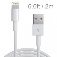 Lightning Cable for iPhone 5/5s/6/6 Plus/6s/6s Plus (2m)