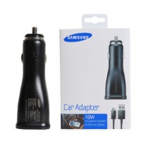 2.0A 10W Car Adapter Charger Set