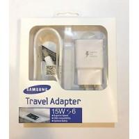 Samsung Fast Adaptive Travel Adapter Wall Charger Set