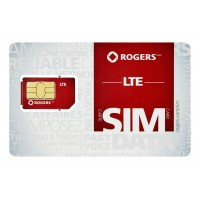 3 in 1 Multi Size Sim Card for Rogers Mobile