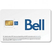 3 in 1 Multi Size Sim Card for Bell Mobile