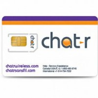 3 in 1 Multi Size Sim Card for Chatr Mobile