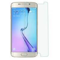 9H, 2.5D Nano Tempered Glass Screen Protector For Samsung S6 edge